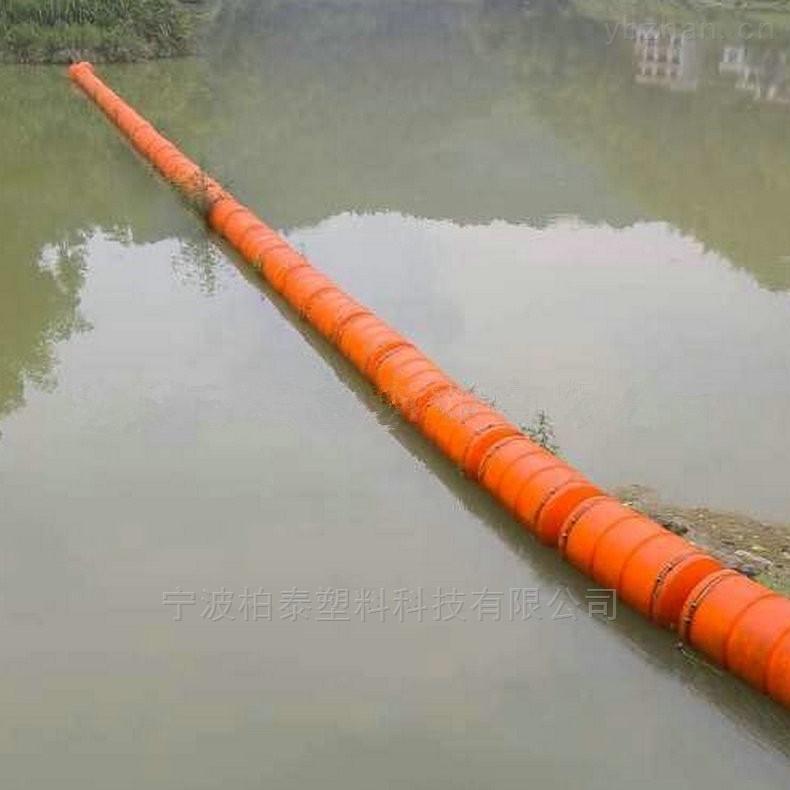 取水口前置拦漂排