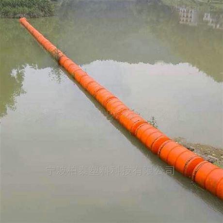 拦截船只塑料浮筒