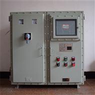 非标水泵防爆控制变频柜