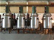 广东电加热不锈钢反应釜 白乳胶生产设备