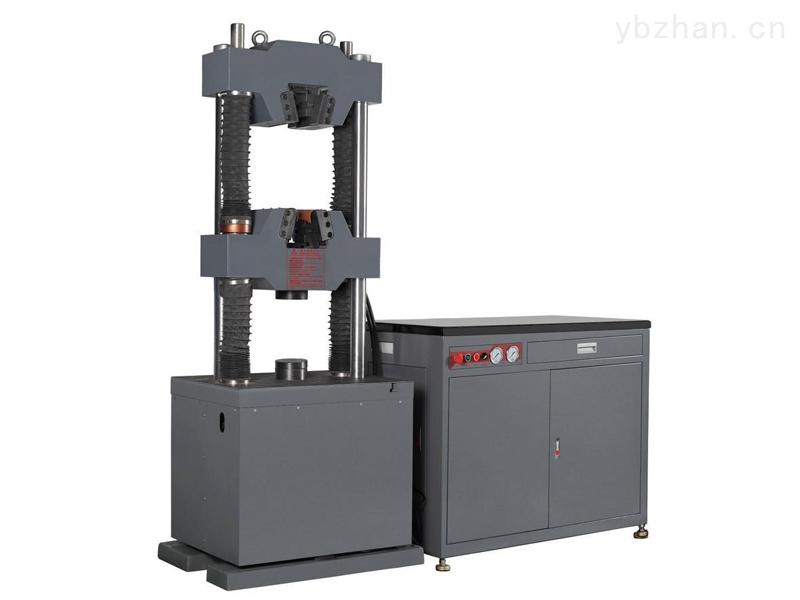 电液伺服万能试验机主要用途