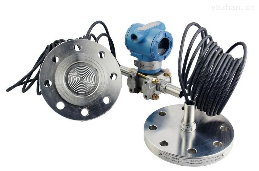 WPM3051型双法兰液位差压变送器 4-20mA