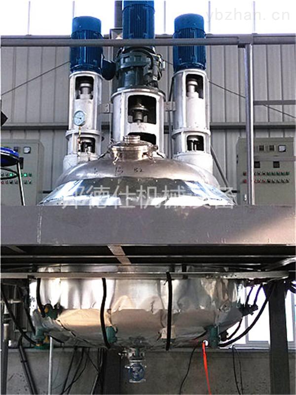 bds50-35000L-河南3000L多功能反应釜 环氧树脂生产设备