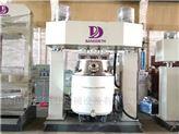 聚氨酯胶设备 真空脱泡5-2000L双行星搅拌机