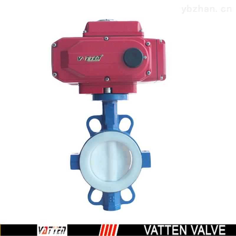 VT1AEW13FH-电动全衬氟蝶阀