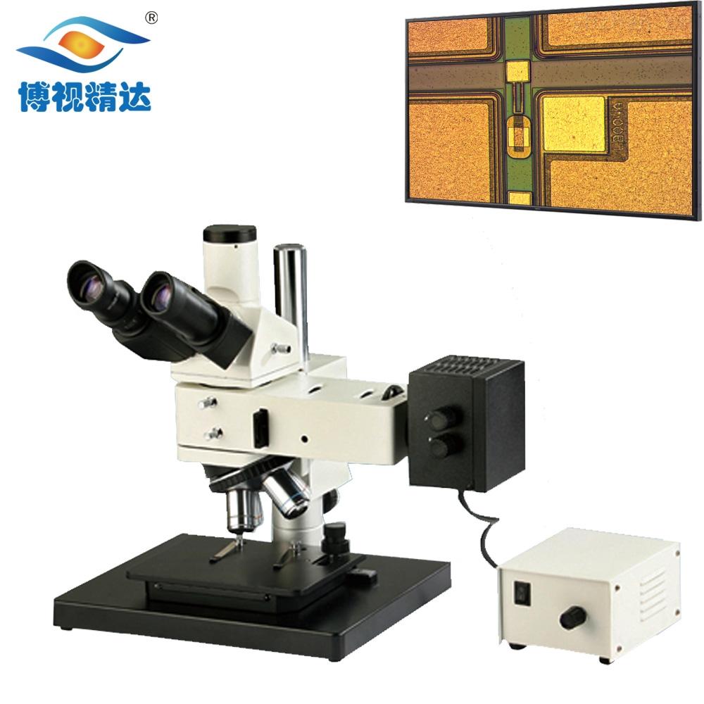 BD-100-線材玻璃橫切面觀察分析光學金相顯微鏡