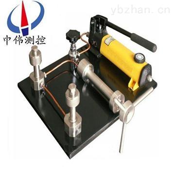 ZW-YFT2002系列台式液压压力泵