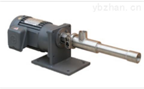 RV计量用单螺杆泵