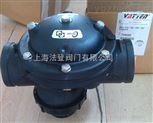 進口氣動三通反沖洗閥、鑄鐵氣動隔膜閥