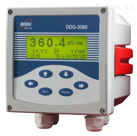 测超纯水的DDG-3080工业电导率仪