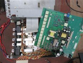 西门子6RA80空机器正常带负载电机抖动维修