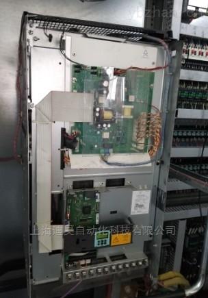 西门子6RA80直流控制器老报励磁故障F60105