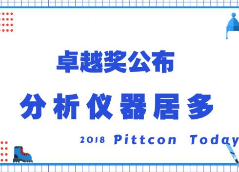 Pittcon2018Today奖公布 分析仪器居多