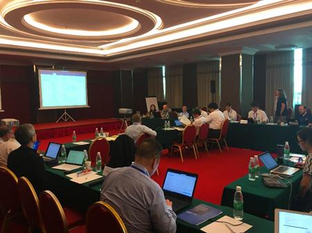 IEC/TC65/JWG21智能制造参考模型工作组会议召开