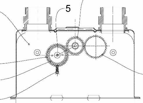 【仪表最新专利】一种燃气表计数机构及燃气表