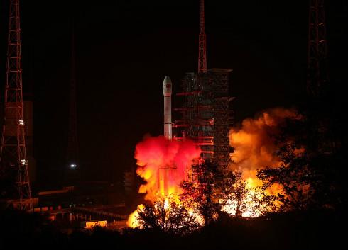 探月工程嫦娥四号探测器成功发射 开启人类首次月球背面软着陆探测之旅