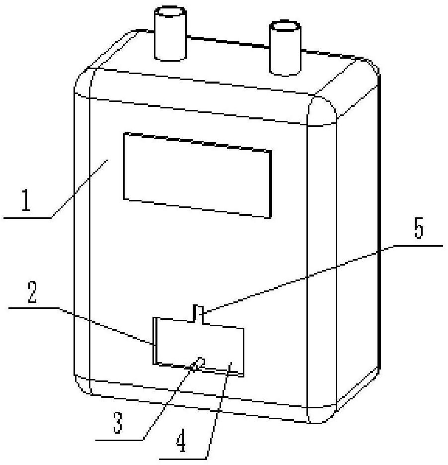【仪表新专利】一种具有防潮湿的膜式燃气表