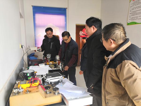 安徽滁州市2019年企業高計量標準獲批