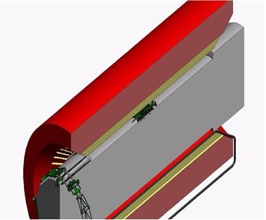 岭澳二期实现发电机不抽转子状态下机器人检测