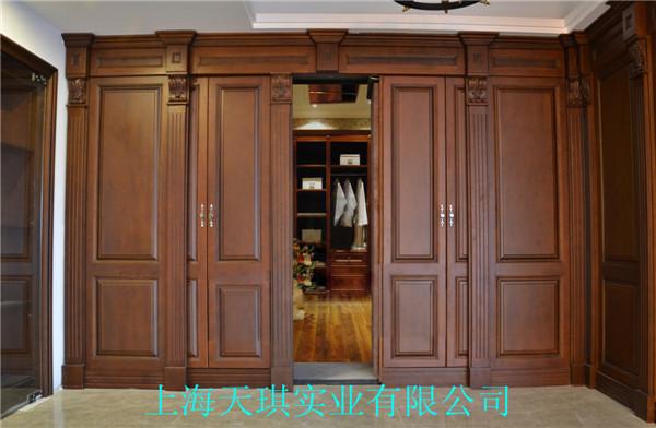 衣柜隱形門
