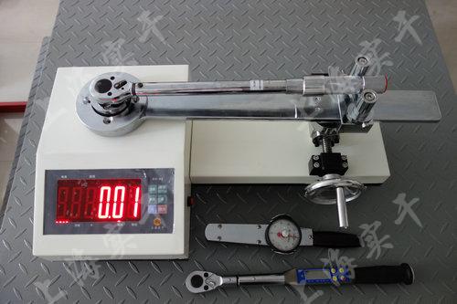 扭矩扳手檢定設備圖片