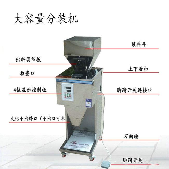 食品称重分装机