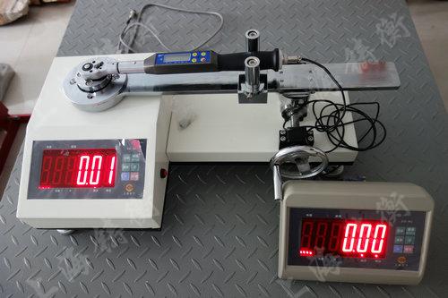 扭矩板子检定装置图片