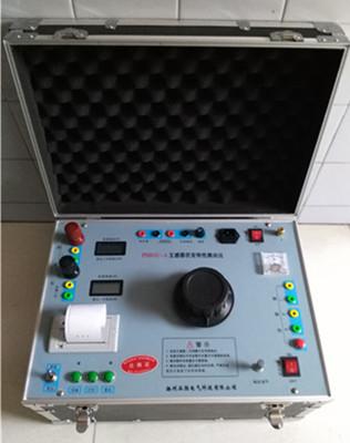 电流互感器伏安特性测试仪支持ct.pt.变比.极性.角差.