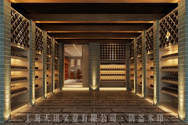 密室设计方案---以酒柜作为掩体