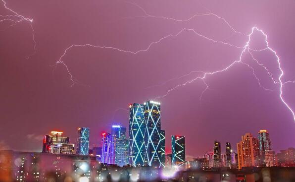 建筑物为什么要进行防雷检测-晟皋电气