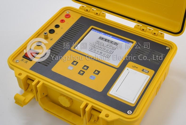 GHR5510单通道直流电阻测试仪