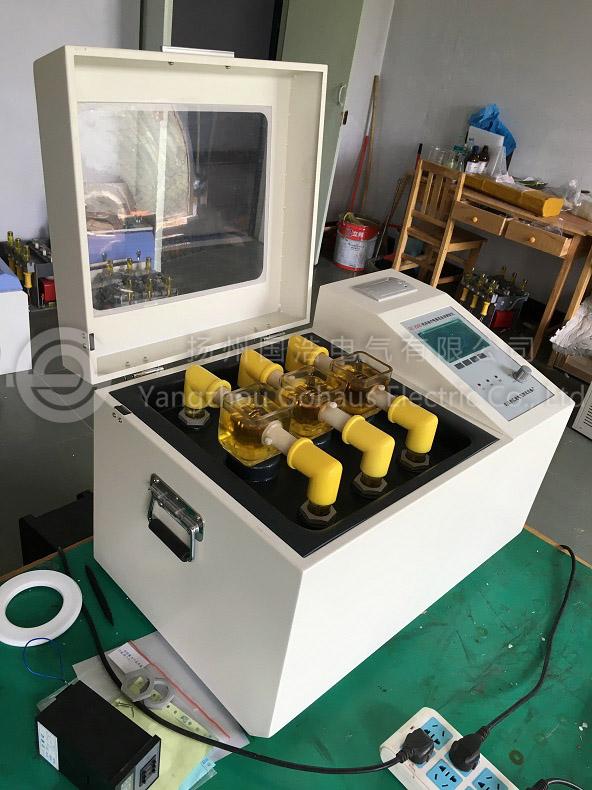 GHDS523绝缘油介电强度测试仪产品实拍