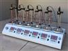 HJ-6A数显恒温多头磁力搅拌器(6工位)